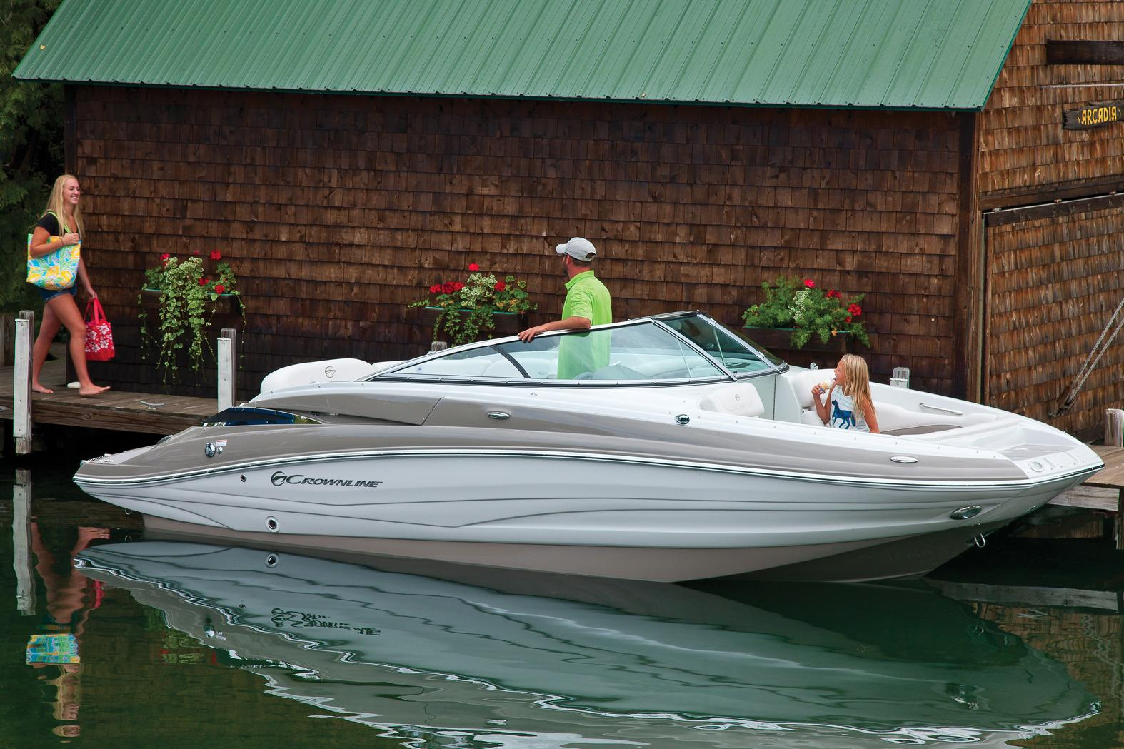 2017 Crownline Eclipse E2 in Niceville, Florida