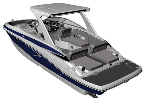2017 Crownline Eclipse E30 in Niceville, Florida