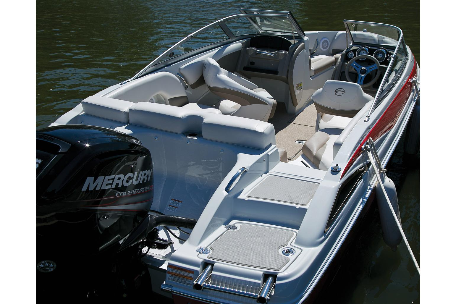 2017 Crownline 19 XS in Osage Beach, Missouri