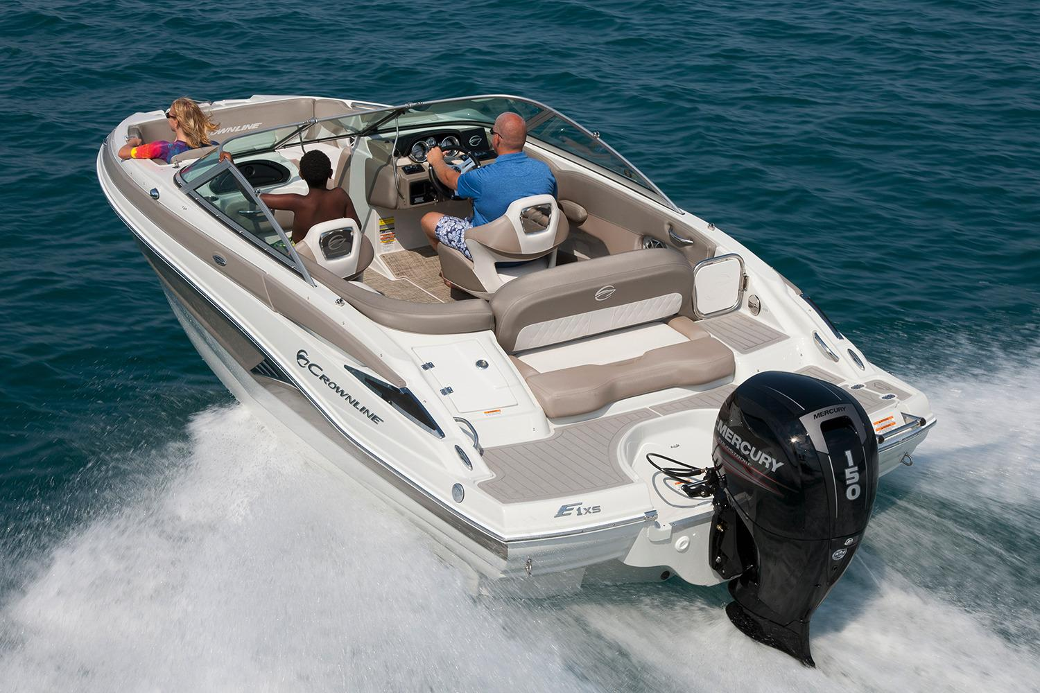 2017 Crownline Eclipse E1 XS in Niceville, Florida