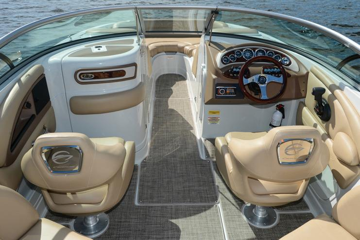 2017 Crownline Eclipse E6 XS in Osage Beach, Missouri