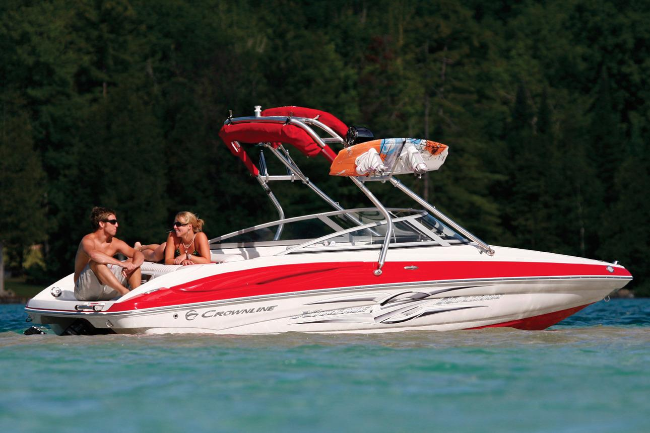 2018 Crownline 195 SS in Osage Beach, Missouri