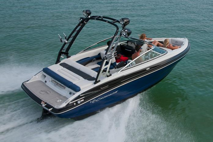 2018 Crownline 225 SS in Osage Beach, Missouri