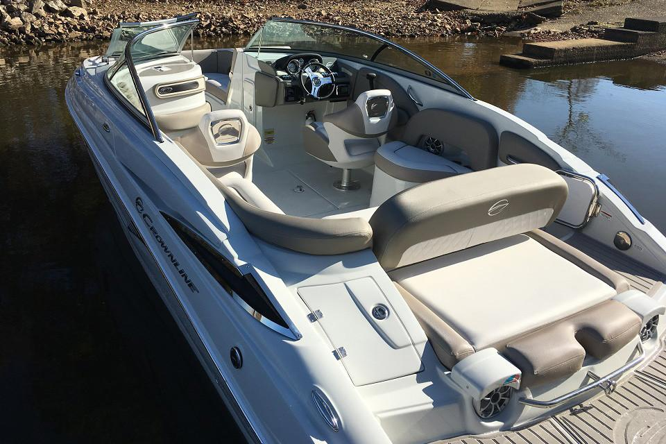 2018 Crownline Eclipse E23 in Niceville, Florida