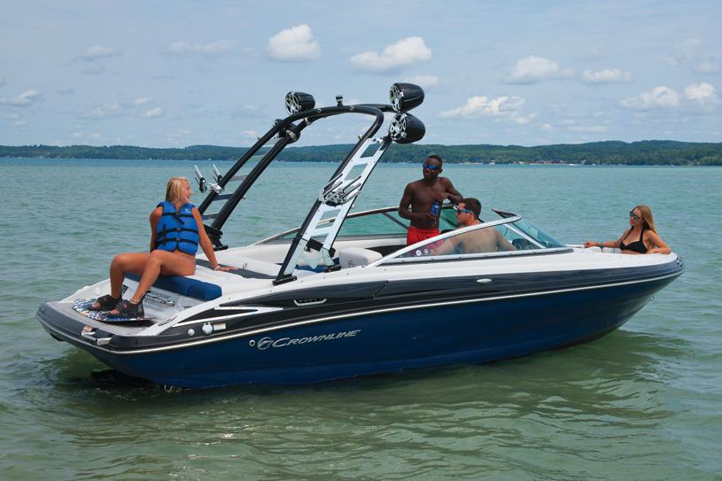 2019 Crownline 225 SS in Niceville, Florida