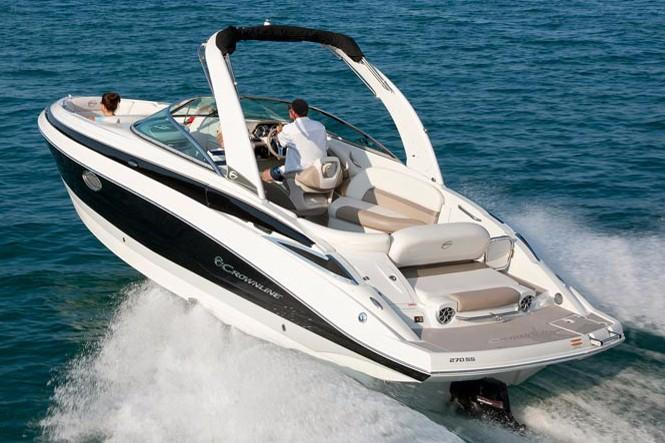 2019 Crownline 275 SS in Niceville, Florida