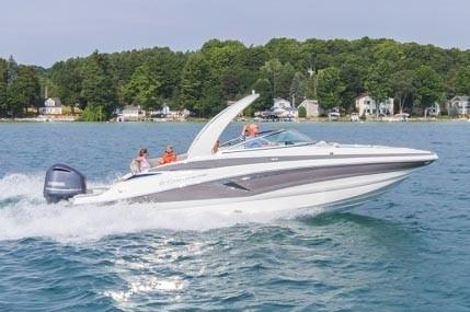 2019 Crownline Eclipse E275 XS in Niceville, Florida