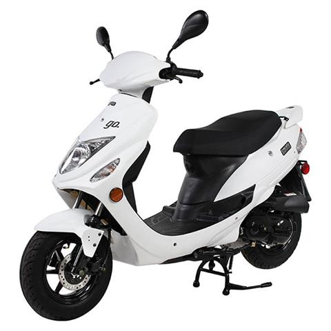 2019 Chicago Scooter Company Go in Dearborn Heights, Michigan