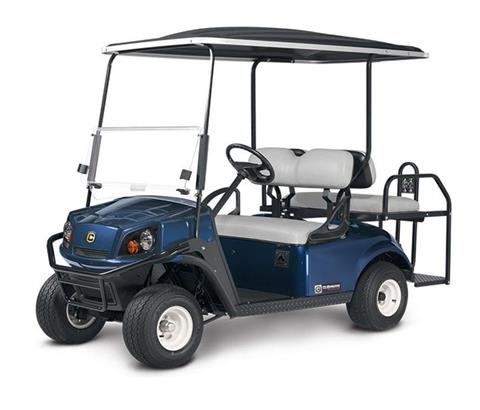 2017 Cushman Shuttle 2+2 Gas 72V Electric in Pikeville, Kentucky
