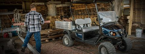 2017 Cushman Hauler 1200X Gas in Pikeville, Kentucky