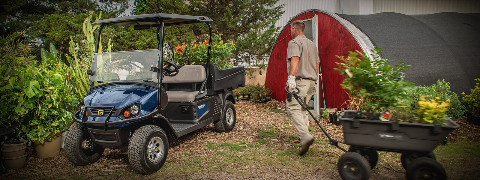 2017 Cushman Hauler PRO Electric in Pikeville, Kentucky
