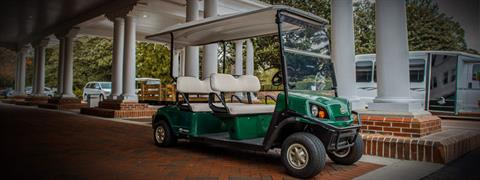 2017 Cushman Shuttle 4 Electric in Exeter, Rhode Island