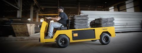 2017 Cushman Titan HD 48V Electric in Pikeville, Kentucky