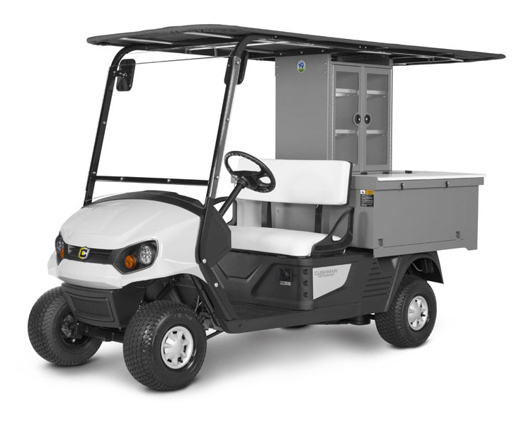 2018 Cushman Refresher Oasis 72-Volt in New Oxford, Pennsylvania - Photo 1