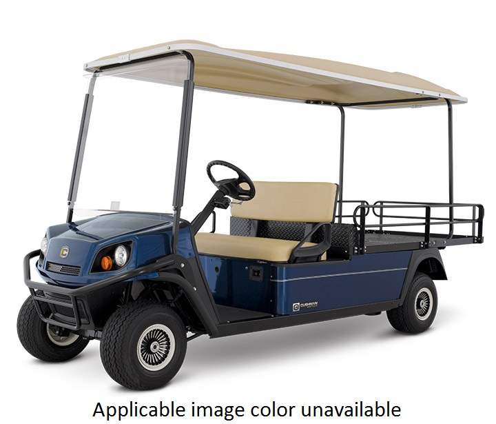 2018 Cushman Shuttle 2 Electric in Eugene, Oregon