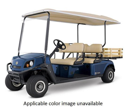 2018 Cushman Shuttle 4 Electric in Exeter, Rhode Island