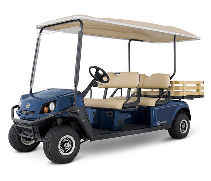 2018 Cushman Shuttle 4 Electric in Haubstadt, Indiana