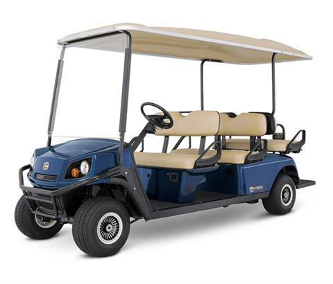 2018 Cushman Shuttle 6 Electric in Exeter, Rhode Island