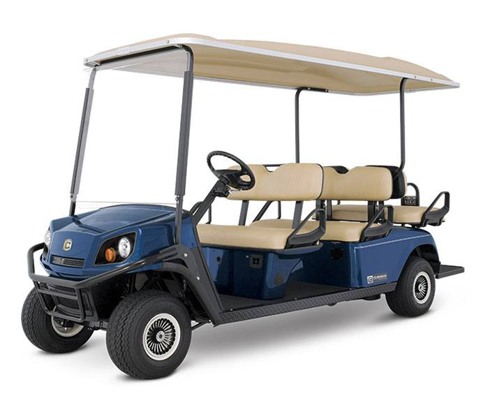 2018 Cushman Shuttle 6 Electric in Binghamton, New York