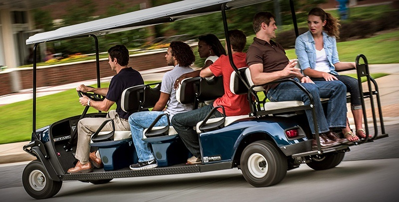 2018 Cushman Shuttle 8 Electric in Pikeville, Kentucky