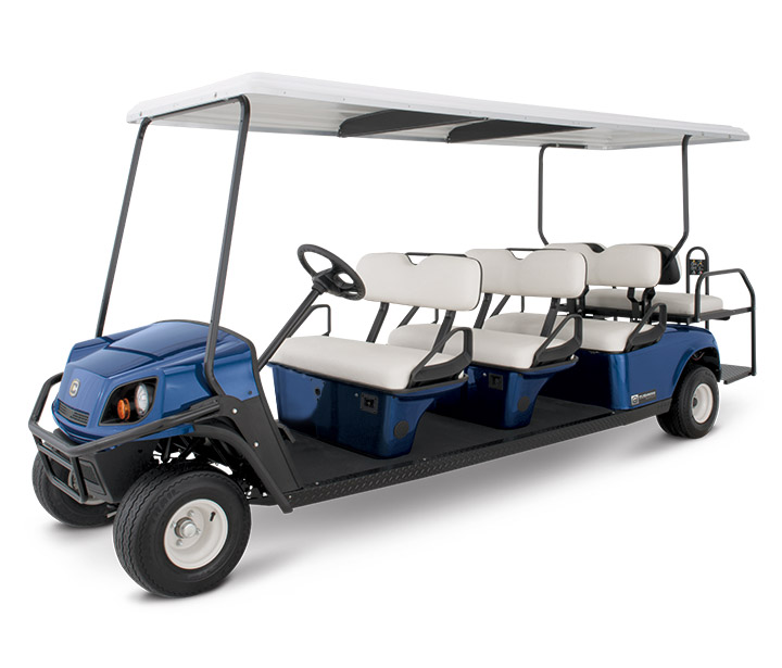 2018 Cushman Shuttle 8 Gas in Exeter, Rhode Island
