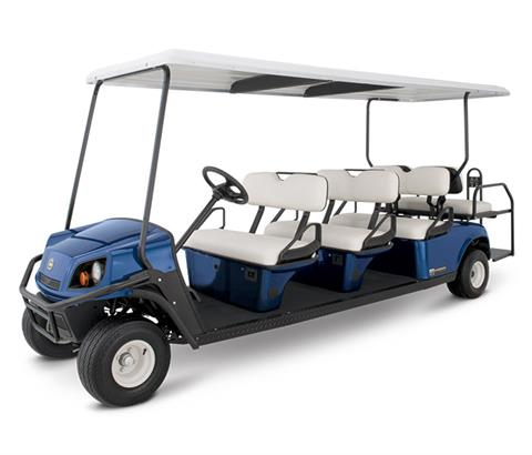 2018 Cushman Shuttle 8 Gas in Haubstadt, Indiana