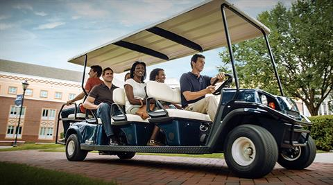 2018 Cushman Shuttle 8 Gas in Binghamton, New York