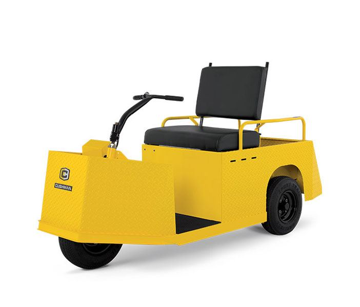 2018 Cushman Minute Miser Electric in Exeter, Rhode Island