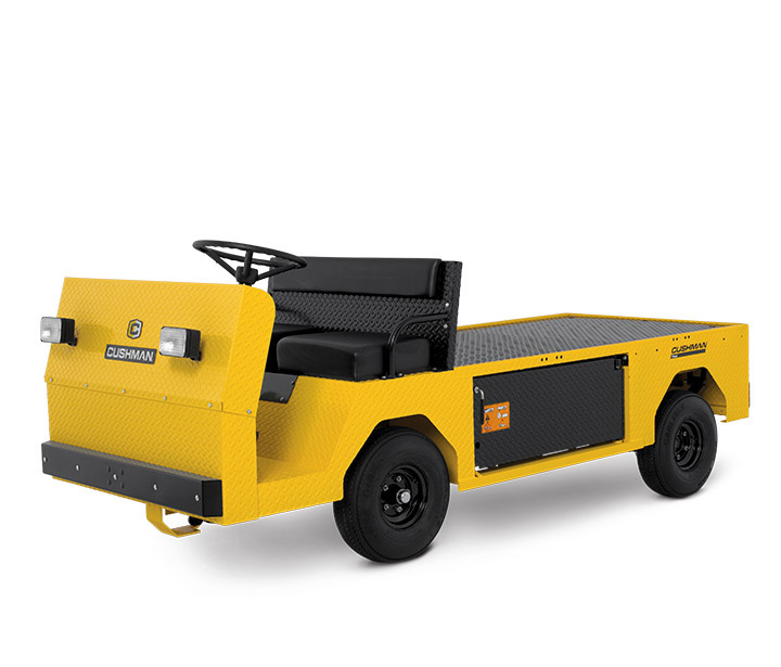 2018 Cushman Titan HD 36V Electric in Exeter, Rhode Island