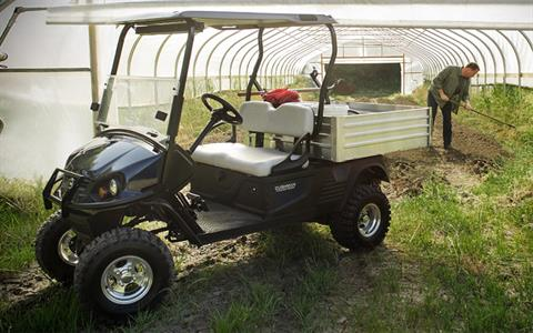 2018 Cushman Hauler 1200X Gas in Lakeland, Florida