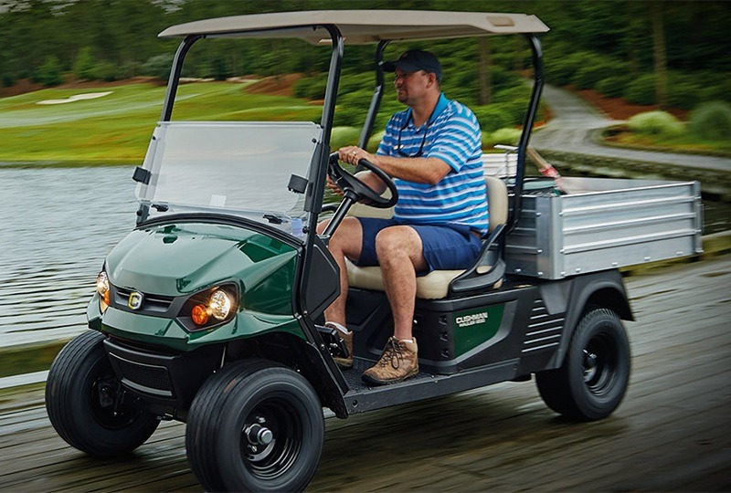 2018 Cushman Hauler 1200 Gas in Lakeland, Florida