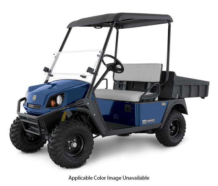 New 2018 cushman hauler 800x electric specialty vehicles for Lakeland motor vehicle and driver license services lakeland fl