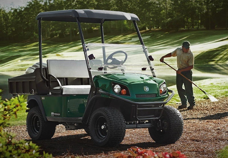 2018 Cushman Hauler 800X Electric in Lakeland, Florida