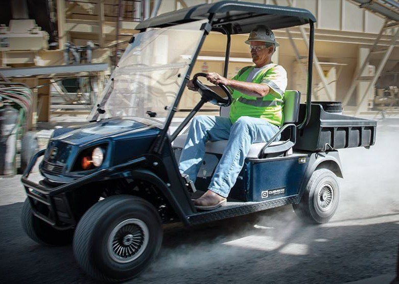 New 2018 Cushman Hauler 800 Electric Golf Carts in Marshall