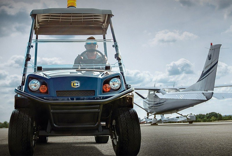 2018 Cushman Hauler 800 Electric in Exeter, Rhode Island - Photo 5