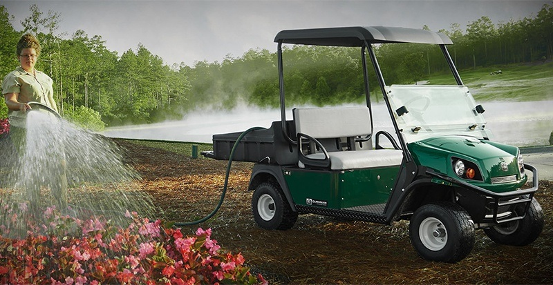 2018 Cushman Hauler 800 Gas in Lakeland, Florida