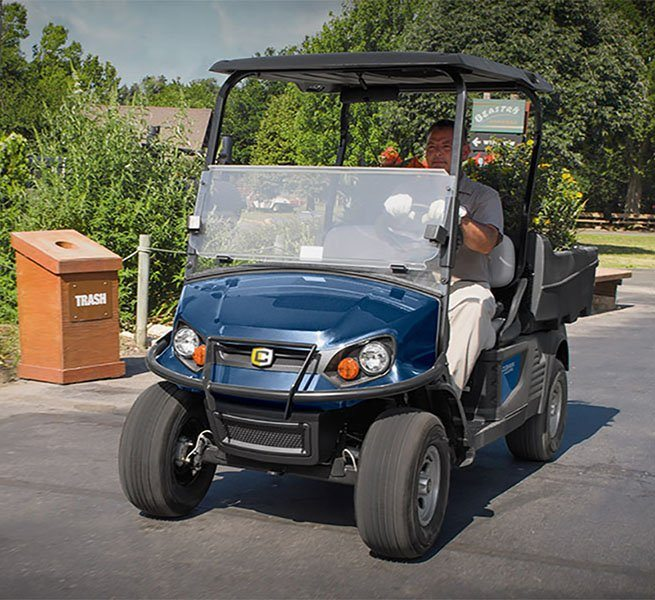 2018 Cushman Hauler PRO Electric in Haubstadt, Indiana