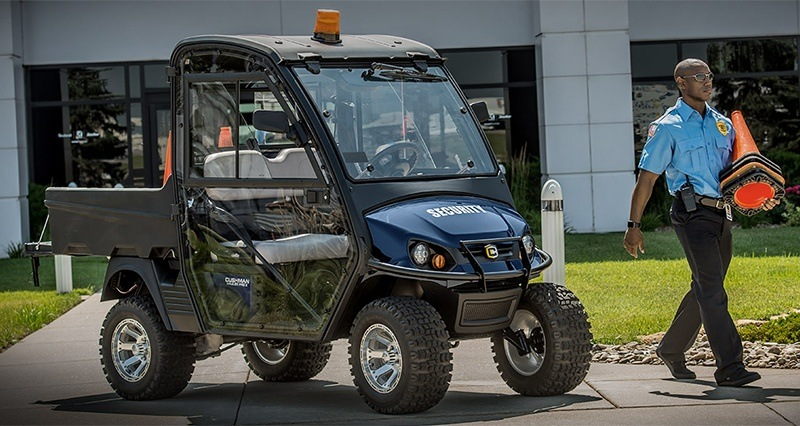 2018 Cushman Hauler PRO X (Electric) in Haubstadt, Indiana