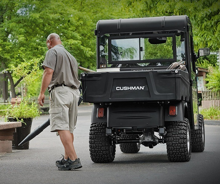 2018 Cushman Hauler PRO X (Electric) in Pikeville, Kentucky