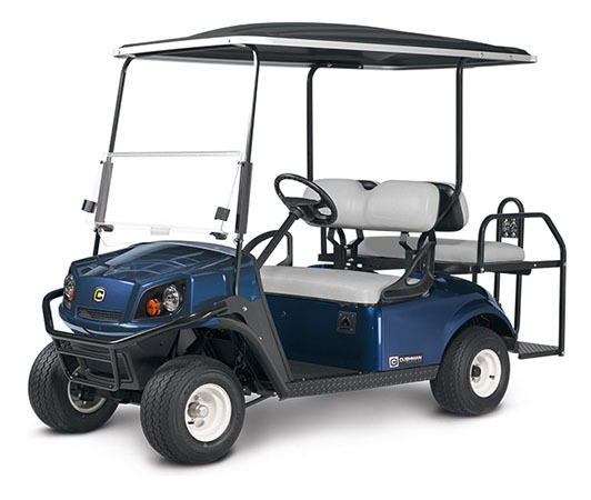 2019 Cushman Shuttle 2+2 48V DC Electric in Fort Pierce, Florida