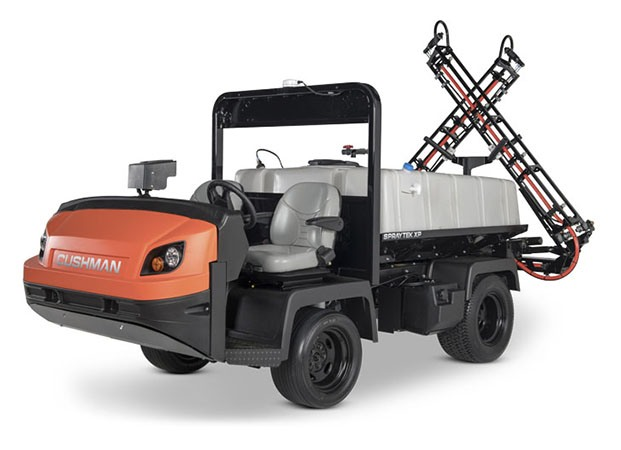 2019 Cushman SprayTek XP Diesel in New Oxford, Pennsylvania