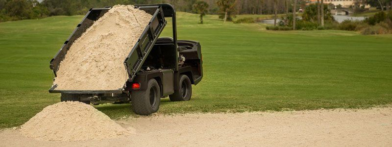 New 2019 Cushman Truckster XD Gas Golf Carts in Marshall, TX