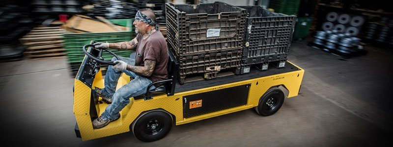 2019 Cushman Titan XD 4-Passenger Electric in New Oxford, Pennsylvania - Photo 5