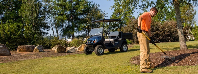 2019 Cushman Hauler 800X Gas EFI in Brunswick, Georgia - Photo 5