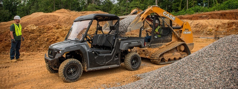 2019 Cushman Hauler 4X4 Crew Gas in Marshall, Texas
