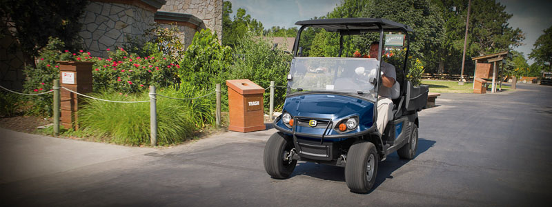 2020 Cushman Hauler Pro Electric in Marshall, Texas - Photo 6