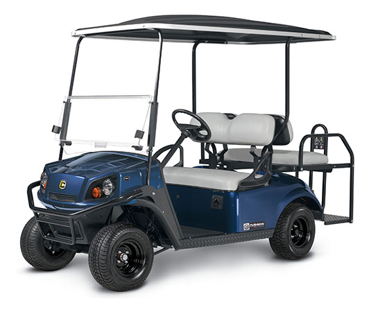 2020 Cushman Shuttle 2+2 72V AC Electric in Mazeppa, Minnesota - Photo 1