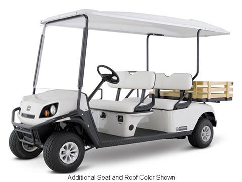2020 Cushman Shuttle 4 Electric in Lakeland, Florida - Photo 1