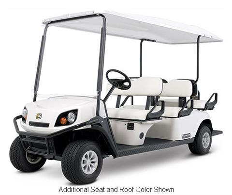 2020 Cushman Shuttle 6 Electric in Hendersonville, North Carolina