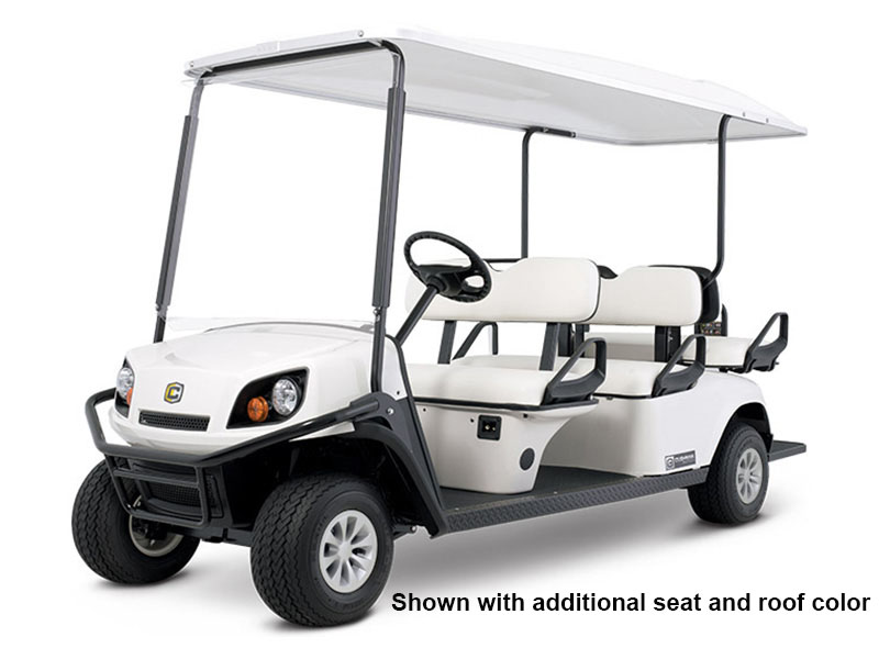 2020 Cushman Shuttle 6 Electric in Marshall, Texas